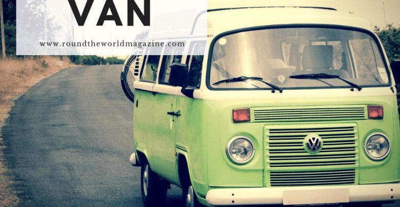 Travelling in a Van