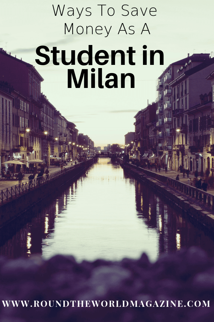 Ways to Save Money as a Student in Milan
