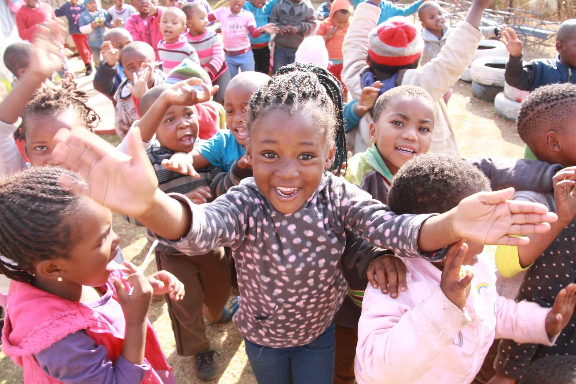 Soweto Village in Johannesburg