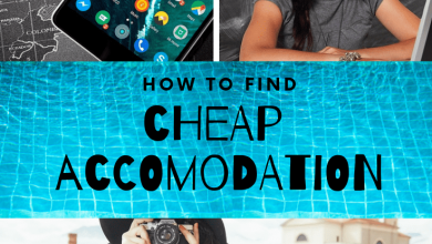 how to find cheap travel accommodation