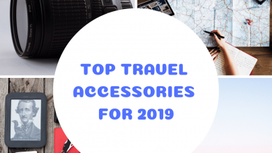 top travel accessories for 2019