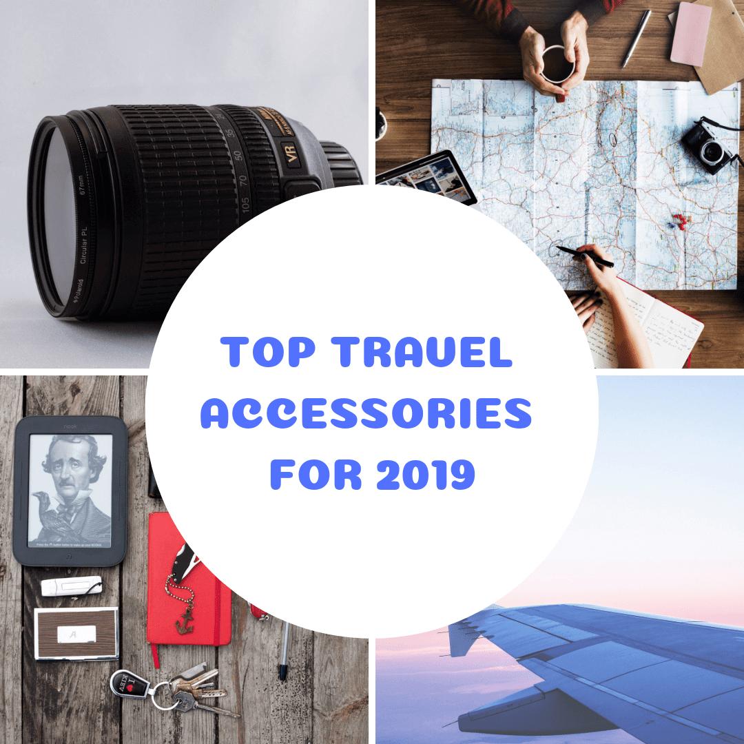 Best Travel Accessories 2019 Top Travel Accessories For 2019   Round the World Magazine