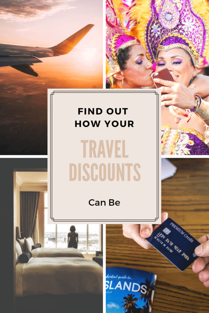 travel discount how good can it be