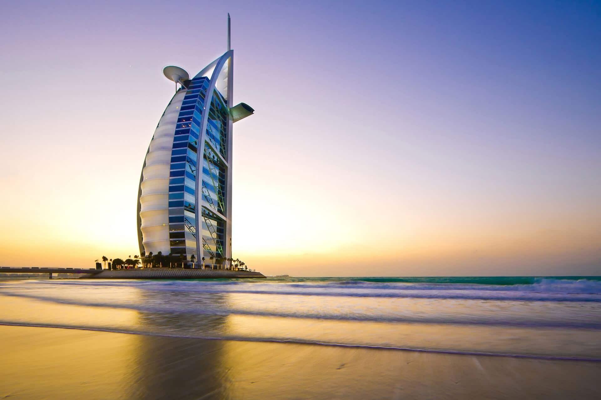 Burj Al Arab, Dubai's 7 star hotel