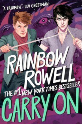 carry on rainbow rowell best gay fiction novels