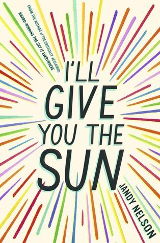 i'll give you the sun jandy nelson novel best gay fiction novels