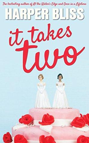 it takes two harper bliss best lesbian fiction books