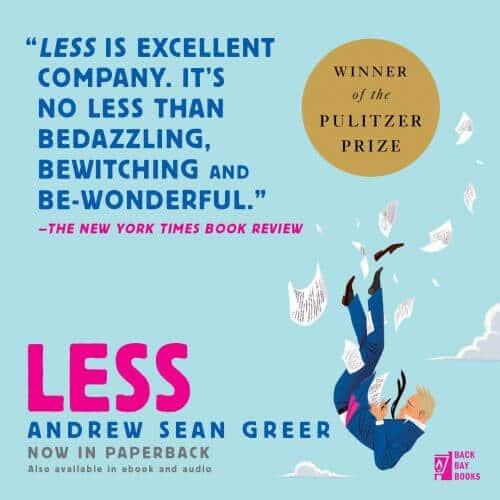 less a novel best gay fiction books