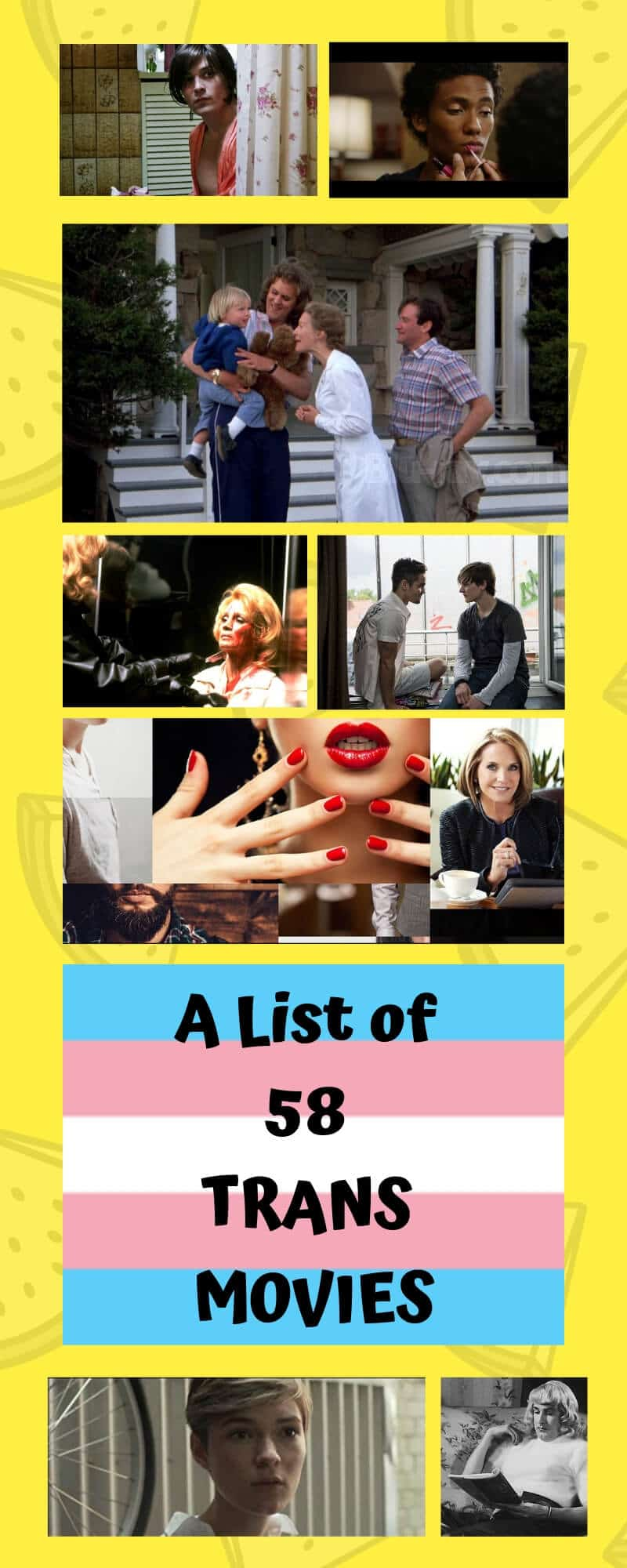 a list of trans movies