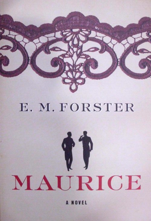 maurice best gay fiction books