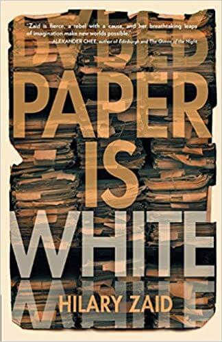 paper is white best lesbian fiction books