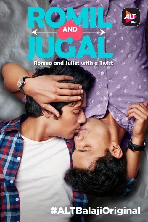 romil and jugal best gay web series