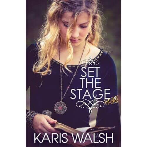 set the stage best lesbian fiction books