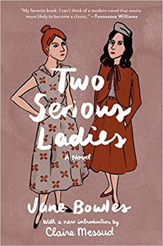 two serious ladies best lesbian fiction books