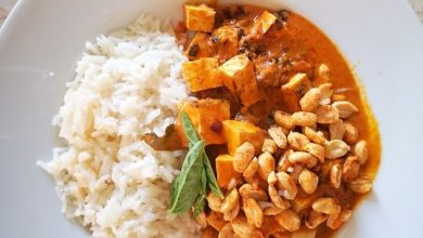 vegan tikka masala recipe