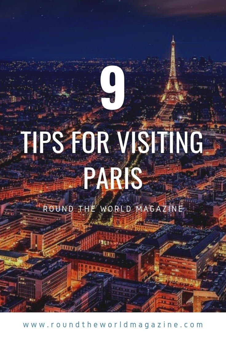 9 tips for visiting paris france