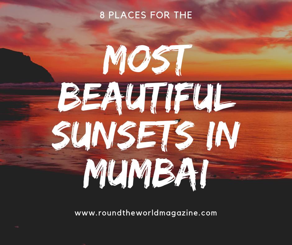 Most beautiful Sunsets In Mumbai