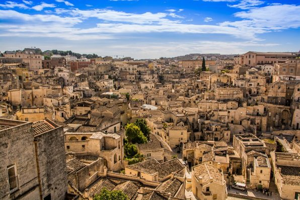 alternative holiday destinations southern italy matera